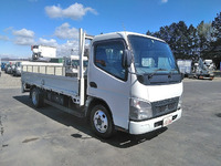 MITSUBISHI FUSO Canter Flat Body (With Power Gate) PDG-FE72B 2010 158,084km_3