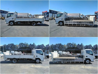 MITSUBISHI FUSO Canter Flat Body (With Power Gate) PDG-FE72B 2010 158,084km_5