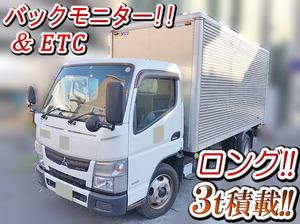 MITSUBISHI FUSO Canter Aluminum Van SKG-FEA50 2011 (約)100,000km_1
