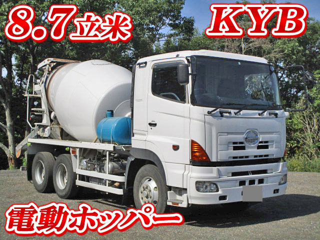 HINO Profia Mixer Truck KS-FS1EKJA 2005 398,575km_1