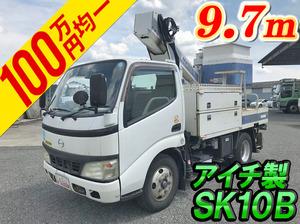 HINO Dutro Cherry Picker PB-XZU301X 2006 155,050km_1