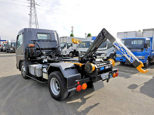 Canter Arm Roll Truck_2
