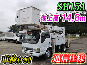 ISUZU Elf Cherry Picker KR-NKR81E3N 2002 115,892km_1