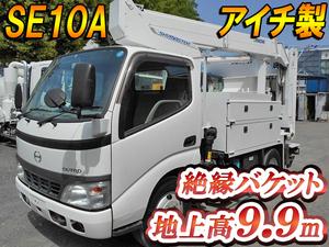 HINO Dutro Cherry Picker PB-XZU301X 2006 60,000km_1