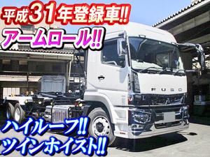 Super Great Arm Roll Truck_1
