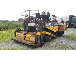 MITSUBISHI Asphalt Finisher_2