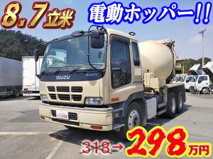 Giga Mixer Truck_1