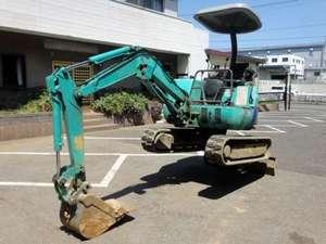 IHI Mini Excavator_1