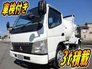 Canter Mixer Truck_1