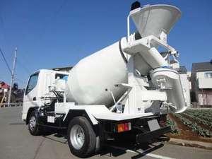 Canter Mixer Truck_2