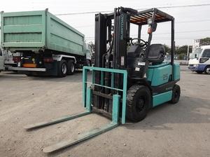 SUMITOMO Forklift_1