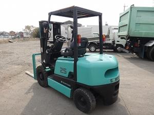 SUMITOMO Forklift_2