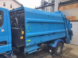 Canter Garbage Truck_2