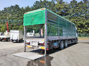 Quon Cattle Transport Truck_2