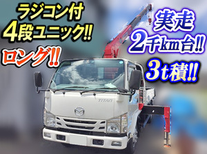 Titan Truck (With 4 Steps Of Unic Cranes)_1