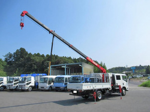 Elf Double Cab (with crane)_2