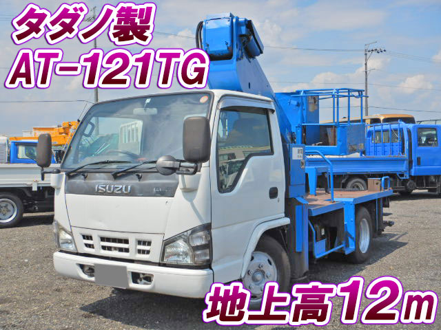 ISUZU Elf Cherry Picker PB-NKR81N 2006 15,000km
