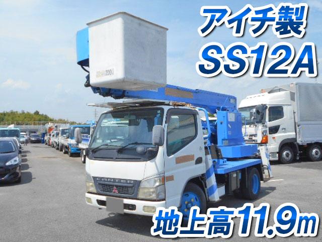 MITSUBISHI FUSO Canter Cherry Picker KK-FE73EB 2003 41,000km_1