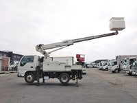 ISUZU Elf Cherry Picker TKG-NKR85AN 2012 53,097km_6