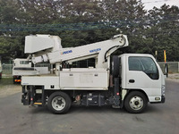 ISUZU Elf Cherry Picker TKG-NKR85AN 2012 53,097km_7