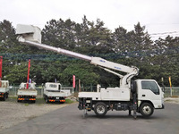 ISUZU Elf Cherry Picker TKG-NKR85AN 2012 53,097km_8