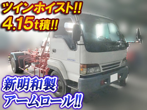 Forward Juston Arm Roll Truck_1
