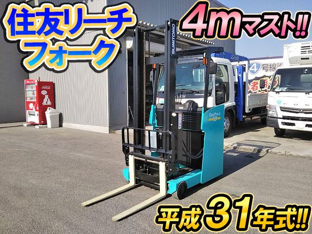 SUMITOMO  Forklift 61FBR10SX2 2019 15.4h_1