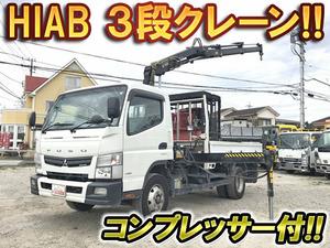 MITSUBISHI FUSO Canter Hiab Crane TKG-FEB90 2012 222,360km_1