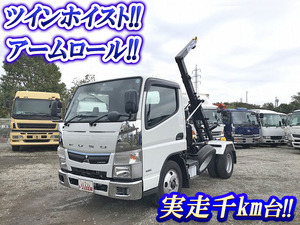 MITSUBISHI FUSO Canter Arm Roll Truck TPG-FBA50 2018 2,456km_1