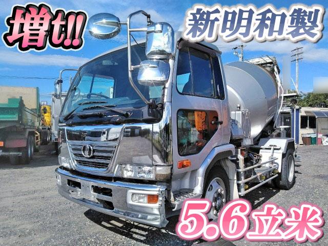 UD TRUCKS Condor Mixer Truck PK36A 2006 323,760km_1