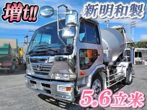Condor Mixer Truck_1