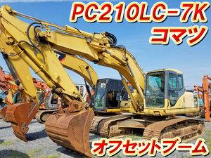KOMATSU  Excavator PC210LC-7K 2003 _1