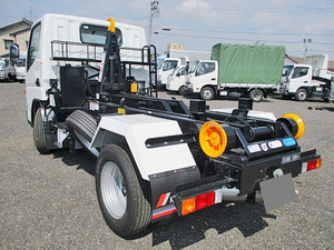 Canter Container Carrier Truck_2