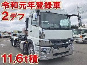 MITSUBISHI FUSO Super Great Arm Roll Truck 2PG-FV70HZ 2019 397km_1