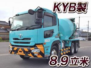 UD TRUCKS Quon Mixer Truck ADG-CW2XL 2007 251,831km_1
