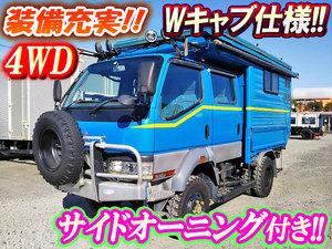 MITSUBISHI FUSO Canter Campers KK-FG53EB 2000 52,074km_1