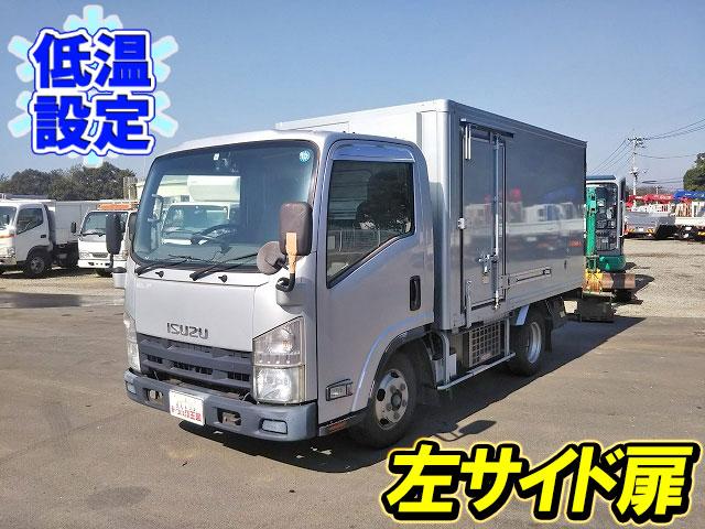 ISUZU Elf Refrigerator & Freezer Truck SKG-NLR85AN 2011 253,679km_1