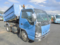 ISUZU Elf Container Carrier Truck PB-NKR81AN 2006 237,000km_3