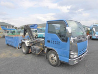 ISUZU Elf Container Carrier Truck PB-NKR81AN 2006 237,000km_5