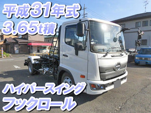 HINO Ranger Container Carrier Truck 2KG-FC2ABA 2019 1,093km_1
