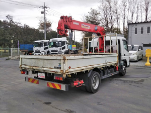 Canter Truck (With 6 Steps Of Cranes)_2