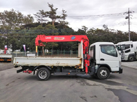 MITSUBISHI FUSO Canter Truck (With 6 Steps Of Cranes) TKG-FEB90 2014 240,500km_6