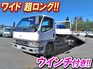 MITSUBISHI FUSO Canter Safety Loader KK-FE63EG 2001 213,518km_1