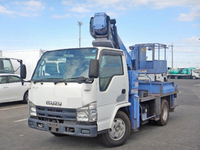 ISUZU Elf Cherry Picker BDG-NKR85N 2007 21,935km_3