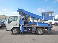 ISUZU Elf Cherry Picker BDG-NKR85N 2007 21,935km_5