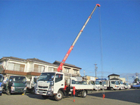 MITSUBISHI FUSO Canter Truck (With 4 Steps Of Unic Cranes) TKG-FEB90 2014 47,632km_16