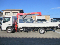 MITSUBISHI FUSO Canter Truck (With 4 Steps Of Unic Cranes) TKG-FEB90 2014 47,632km_5