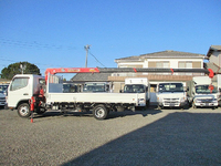 MITSUBISHI FUSO Canter Truck (With 4 Steps Of Unic Cranes) TKG-FEB90 2014 47,632km_6