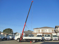 MITSUBISHI FUSO Canter Truck (With 4 Steps Of Unic Cranes) TKG-FEB90 2014 47,632km_7