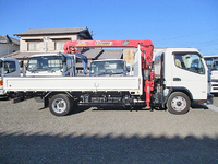 MITSUBISHI FUSO Canter Truck (With 4 Steps Of Unic Cranes) TKG-FEB90 2014 47,632km_8